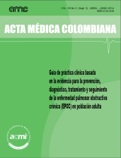 ACTA MEDICA COLOMBIANA DOWNLOAD